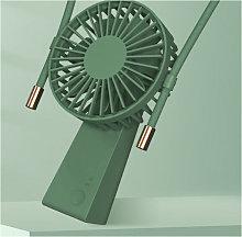 Thsinde - USB Fans Small Fan Neck Pendant Fan Mini