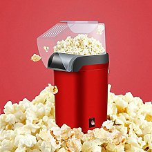 THUMBGEEK Household Hot Air Automatic Popcorn
