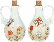 THUN Country P2250E02 Oil and Vinegar Set with