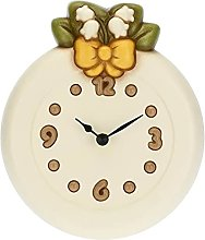 THUN - Round ceramic wall clock - Living, watches