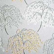 Thurso 10.05m x 53cm Wallpaper Roll Mercury Row