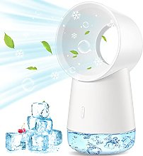 TIANHOO Portable Air Cooler, Evaporative Cooling