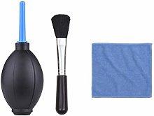 Tiannnuan 3pcs/set Soft Bristle Leds Pen Brush