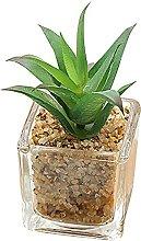 TIANTIAN Artificial Succulent Plants Fake