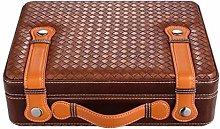 TIANYOU Cigar Cases Gift Cigar Box Cedar Wood