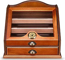TIANYOU Cigar Cedar Wood Moisturizing Box Humidor