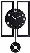 TIANYOU Clock Wall Clock,Modern Minimalist