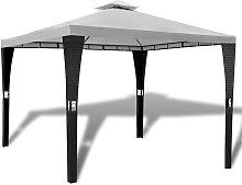 Tiarra 3m x 3m Steel Party Tent by Cream - Dakota