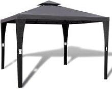Tiarra 3m x 3m Steel Party Tent by Grey - Dakota