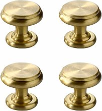 Tiazza 4Pcs Mid-Century Modern Style Solid Pure