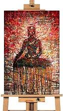 Tibetan Tashi Norbu meditation-ethnic 20x30 inches