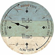 Tide Wall Clock for Living Room Home Office