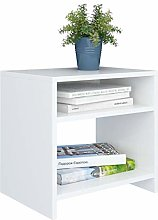 Tidyard Bedside Cabinet with Shelf Chipboard