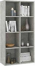 Tidyard Book Cabinet/Book Rack/Sideboards for