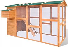 Tidyard Chicken Coop Large Chicken House with