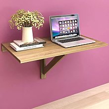 Tidyard Folding Wall Table Drop-leaf Table Kitchen