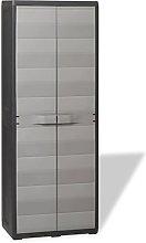Tidyard Garden Storage Cabinet with 3 Shelves 2