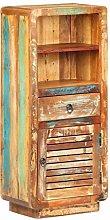 Tidyard Highboard Storage Cabinet 45x32x110 cm