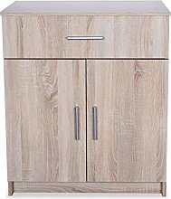Tidyard Sideboard Cabinet Storage with Drawer and