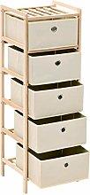 Tidyard Storage Rack Drawers Storage Cabinet with