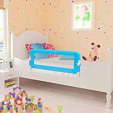 Tidyard Toddler Safety Bed Rail Blue Bed Guard for