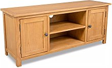 Tidyard TV cabinet TV Stand TV Unit, with 2