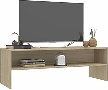 Tidyard TV Cabinet with Compartment Chipboard TV
