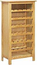 Tidyard Wine Cabinet with 35 Bottles Wine Rack