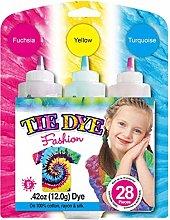 Tie Dye Kit, Fabric Textile Paints Tie-Dye Kit 3