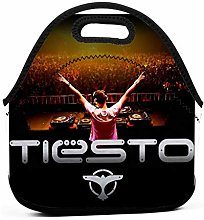 Tiesto Insulated Lunch Bag Tote Picnic Box Cooler