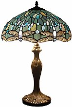 Tiffany Lamp for Living Room Table Top Stained