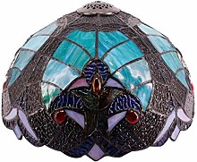 Tiffany Lamp Shade Replacement 12 Inch Green