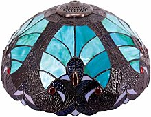Tiffany Lamp Shade Replacement 16 Inch Green