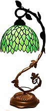 Tiffany Lamp Stained Glass Table Bedside Lamp,