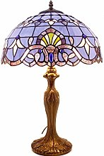 Tiffany Lamp Table Bedside Lamp Stained Glass