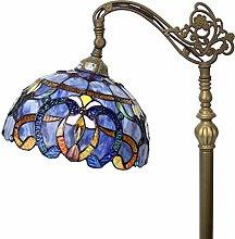 Tiffany Style Floor Lamp Reading Lighting W12H64