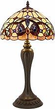 Tiffany Style Table Lamp Serenity Victorian