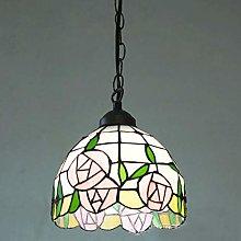 Tiffany Style Victorian 1-Light Ceiling Pendant