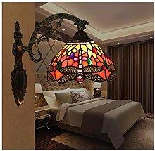 Tiffany Style Wall Lighting Indoor Modern Effect