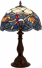 Tiffany Table Bedside Lamp Stained Glass Lamp