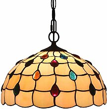 Tiffany Table Lamp Bedroom Bedside Counter Lamp