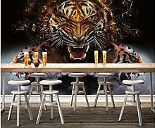 Tigers and Tigers Live with Mighty Tigers Go Down