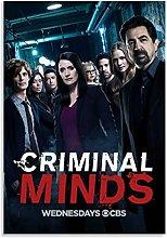 Tiiiytu Criminal Minds Tv Series Posters And