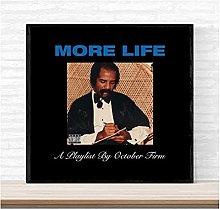 Tiiiytu Drake More Life Poster 2017 Album Cover