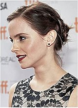Tiiiytu Emma Watson Posters And Prints Canvas Wall