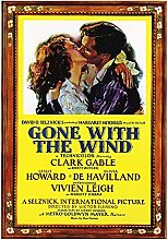 Tiiiytu Gone With The Wind Vintage Clark Gable