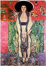 Tiiiytu Gustav Klimt Fine Art Poster Print