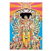Tiiiytu Jimi Hendrix Axis Axis Bold As Love Poster