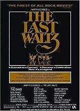 Tiiiytu Last Waltz Poster Print Canvas Posters And