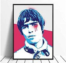 Tiiiytu Liam Gallagher Music Poster Hip Hop Rap